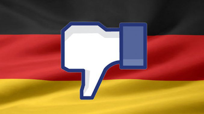 Germany issue huge fine to Facebook for allowing conspiracy theories to propagate on their platform