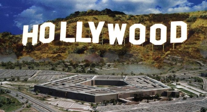 Don't bother going to Hollywood if you want to be a writer. You are more likely to get work on major Hollywood production by joining the CIA.
