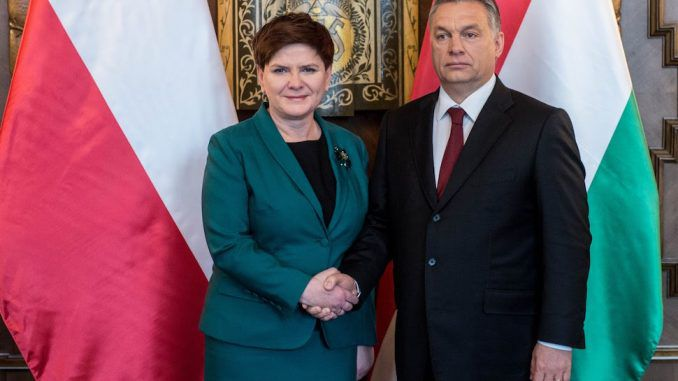 Hungarian PM promises to protect Poland from EU dictatorship