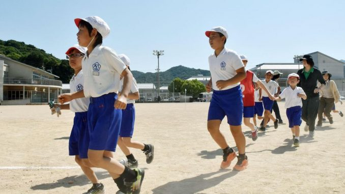 Mass evacuation drills underway in Japan as country braces for multiple missile attacks