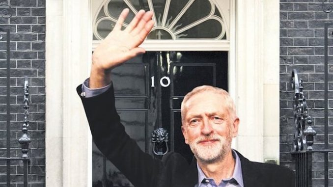 Jeremy Corbyn says another snap election is imminent