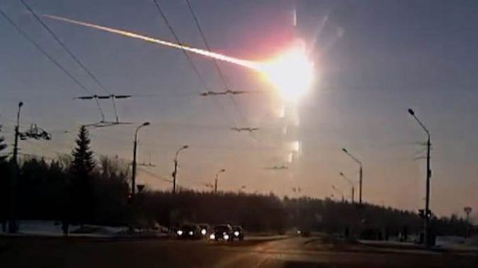 Meteor causes largest ever explosion on moon as NASA warn Earth is next