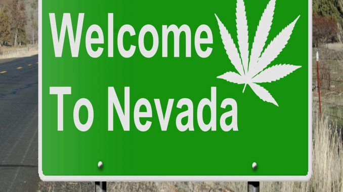 Nevada becomes the fifth state to legalize marijuana for recreational use