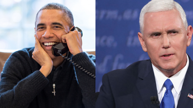 Obama administration hacked Indiana election system whilst Mike Pence was governor