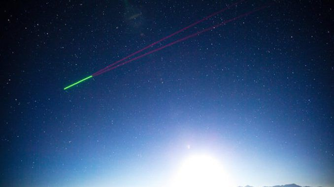 Scientists in China teleport object into Earth's orbit for the first time ever