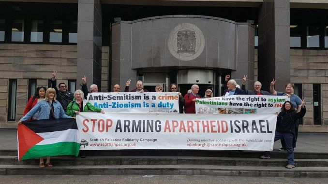 Scottish court rules that opposing zionism is not antisemitic