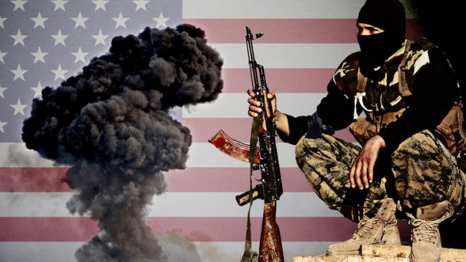 Syria say the US are about to unveil a new terrorist organization shortly after ISIS fall