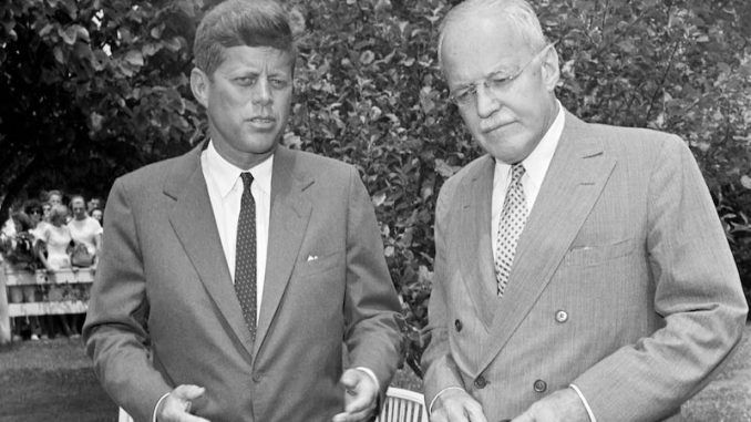 CIA admit they covered up JFK assassination