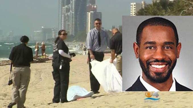 Florida police announced that Beranton Whisenant committed suicide by shooting himself in the head, despite no gun being found at the scene.