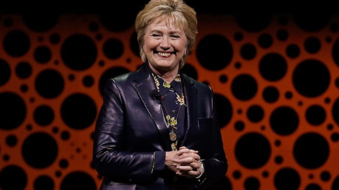 Hillary Clinton sent 800k to domestic terrorist 'resistance' groups tasked with overthrowing President Trump