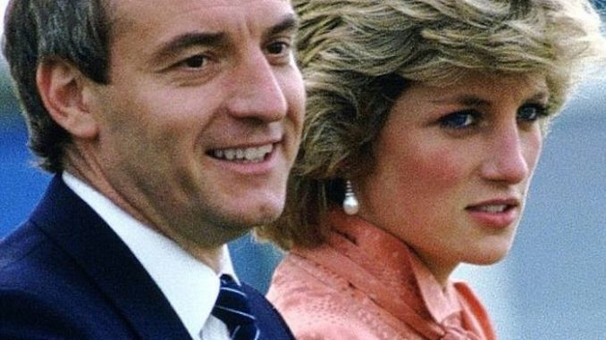 Princess Diana's real lover murdered by Royal family, secret tapes reveal