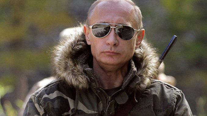 """Putin has banned fluoride from Russia, stating that the """"toxic poison"""" should not under any circumstances be used on the Russian people."""