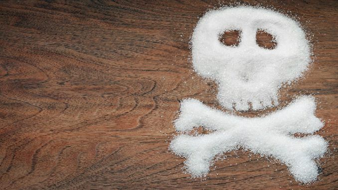 US study concludes that sugar causes cancer