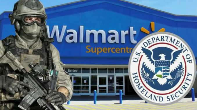 Hurricane Harvey residents report being sent to FEMA camps in Walmart stores