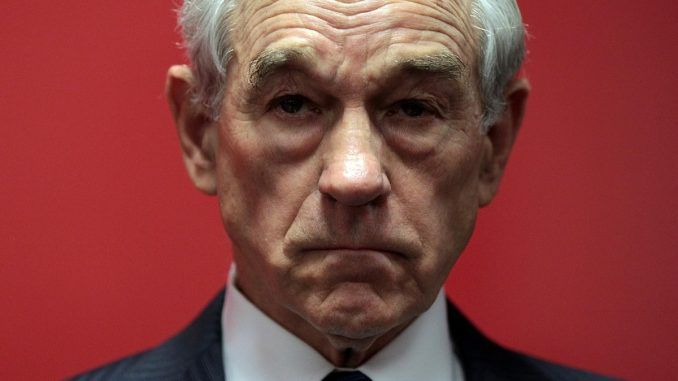 YouTube ban Ron Paul as crackdown on independent media reaches unprecedented levels