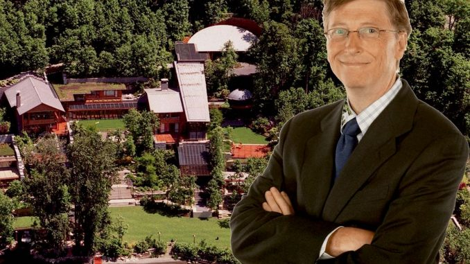 "Bill Gates urgently ordered the construction of a nuclear bunker at his Seattle property and has advised long term employees to leave the United States ""before the following weekend."""