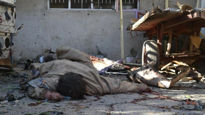 Hundreds of bodies discovered in the ruble in Mosul