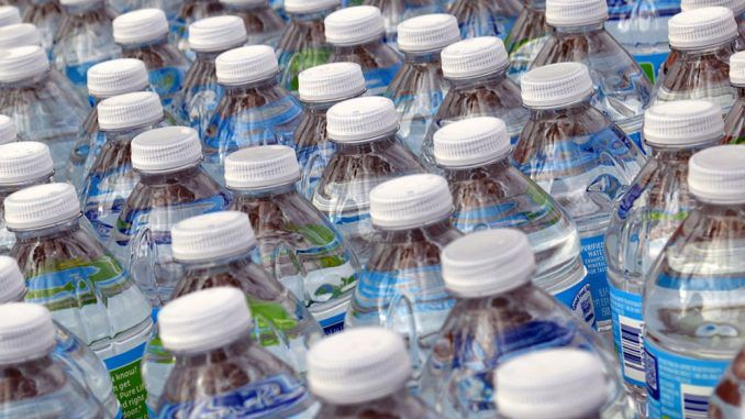 The FDA allows bottled water companies to put fluoride in their product without telling customers - and most of them do just that.