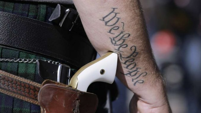 Gun owners told to avoid California after the state ditches second amendment