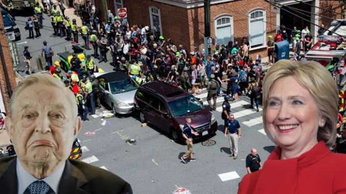 Former Clinton employee blows the whistle on Charlottesville attack, claiming it was orchestrated by the DNC