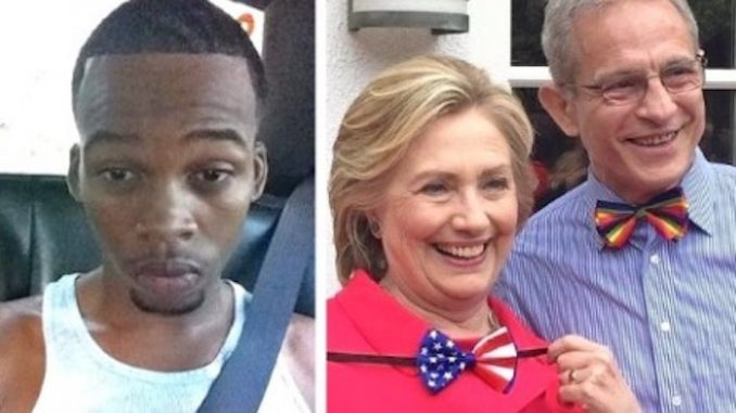 Male escort found dead at home of top Clinton aide