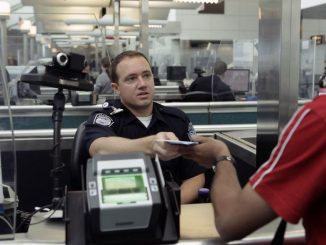 Border Patrol to scan faces of people who leave the United States