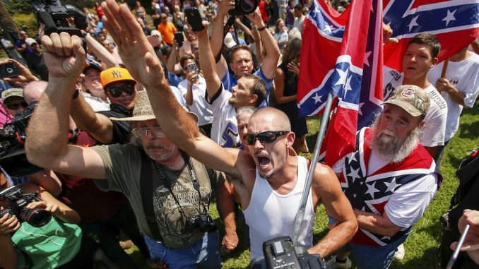 Illinois passes new law that labels white supremacists as Nazis