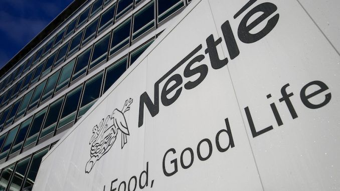 Lawsuit claims Nestle committed fraud against public