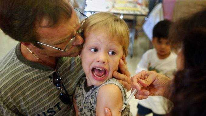 Parents who do not vaccinate their children are the educated ones, says health minister