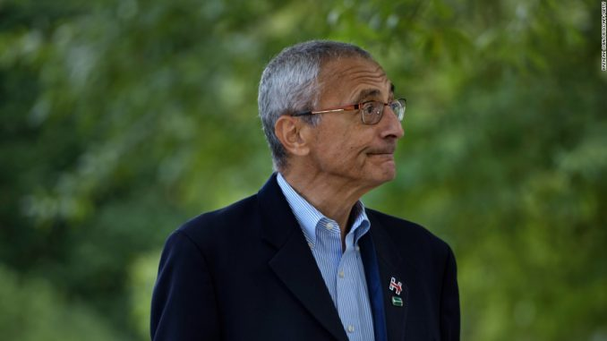 John Podesta Subpoenaed as part of Russian probe