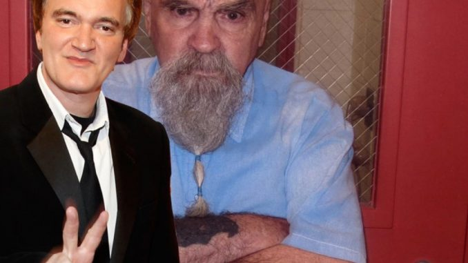 """Charles Manson has threatened that his followers will burn down the cinema that hosts the premiere of Quentin Tarantino's upcoming film about the Manson family murders, killing the director and all of the """"vermin"""" in attendance."""
