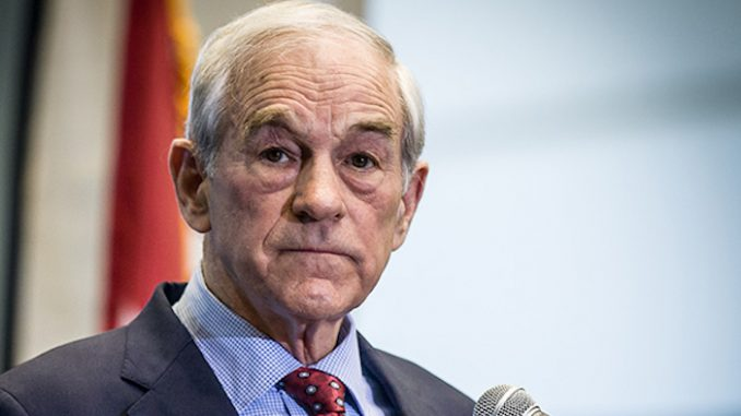 Ron Paul says the Neocons are pushing Trump into a world war 3 scenario with Iran or North Korea