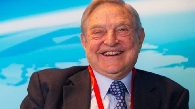 George Soros admits he ramped up lobbying efforts in 2017