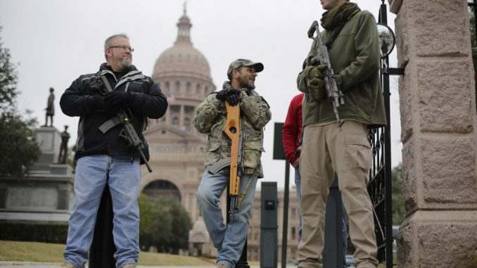 Texas gun owners can shoot protestors who destroy statues