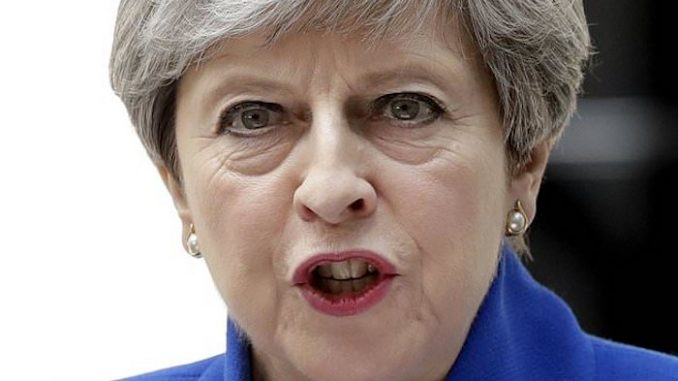 Child abuse victim alleges that Theresa May blocked her from exposing goverment pedophile ring