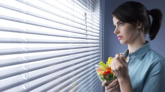 Vegetarians most at risk from suffering depression, UK study finds