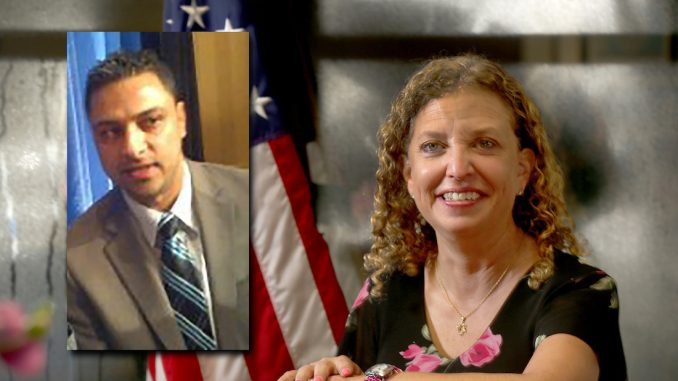 Wasserman Schultz IT aide indicted by grand jury on 4 counts