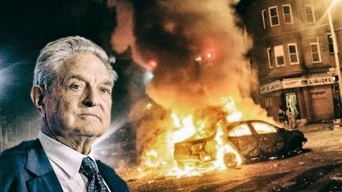 White House petition calling for George Soros to be labelled a terrorist goes viral