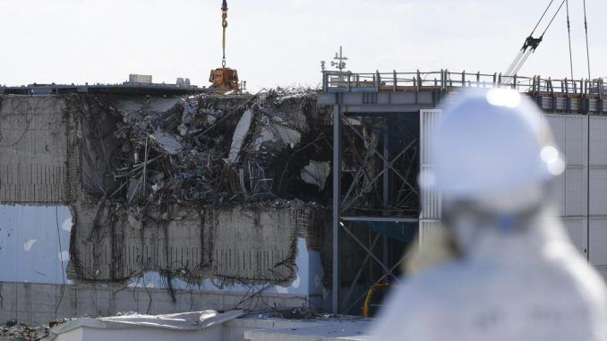 Unexploded WW2 bomb at Fukushima causes panic