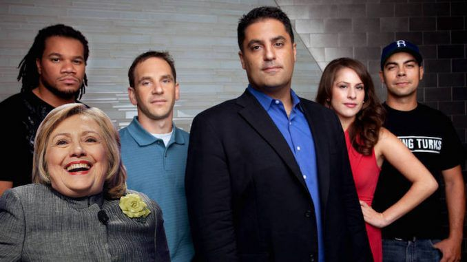 Clinton team caught funnelling 20 million to The Young Turks
