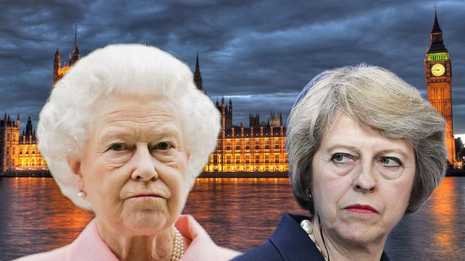 Queen Elizabeth wishes to hold an emergency General Election in light of the failure by the Tory party to make Brexit a reality.