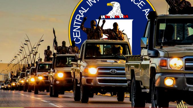 Pentagon caught destroying paperwork proving they supplied weapons to ISIS in Syria
