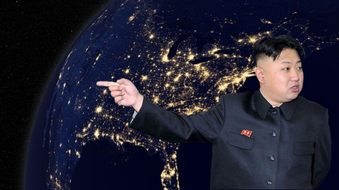 North Korea warns of imminent EMP attack