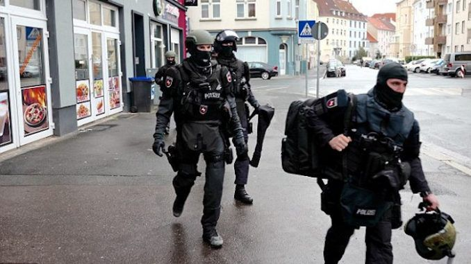 German authorities confirm ISIS militants have managed to enter the country