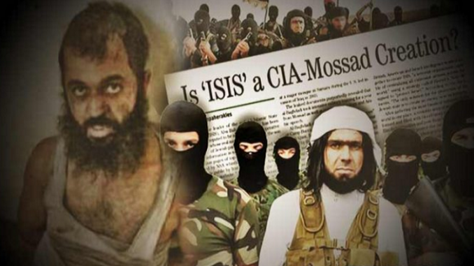 A senior ISIS commander, who was captured and arrested in Libya by anti-terrorism security, has been exposed as an agent of Mossad.