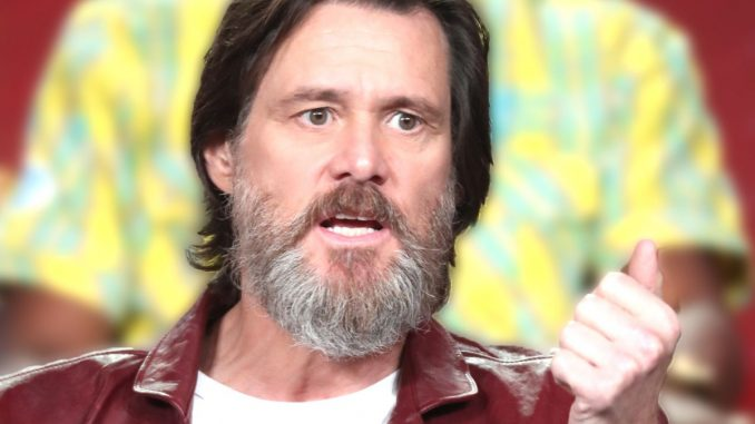 """Apple's iPhone Face ID tech will be used by the elite to """"enslave humanity"""" and usher in a New World Order, according to Jim Carrey."""