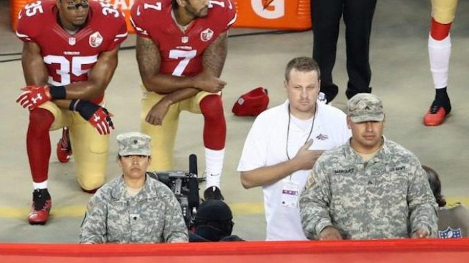 The NFL is suffering its worst ratings in history, as the American people turn against the league and it's socialist culture of corrupt fat cat owners and entitled millionaire players.
