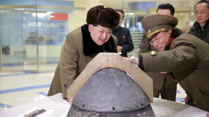 North Korea has developed a Hydrogen Bomb capable of wiping out life on Earth