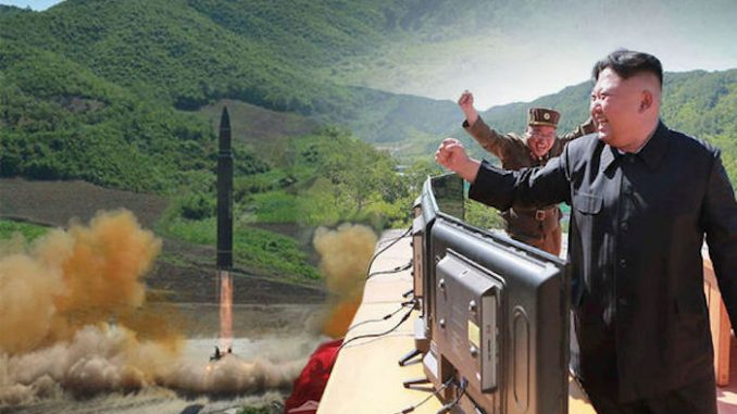 North Korea defies international community and prepares for another ICBM test days after hydrogen bomb explosion