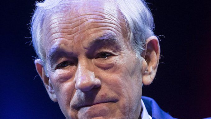 Ron Paul says false flag is likely to spark World War 3